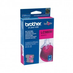 Cartuccia Inchiostro Brother LC980M Magenta
